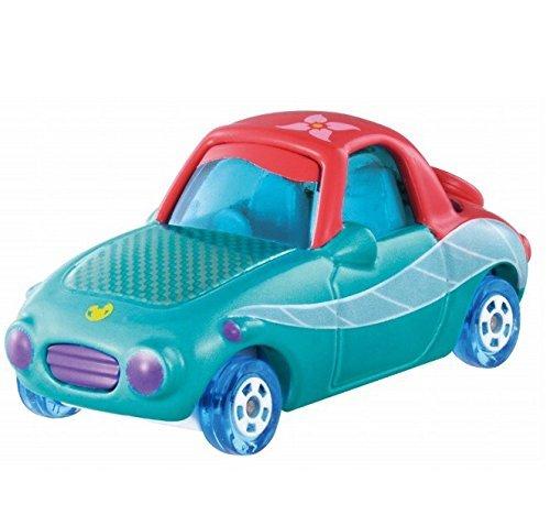Disney Motors Seven & i special specification car The Little Mermaid Ariel (Redhead Disney Princess)
