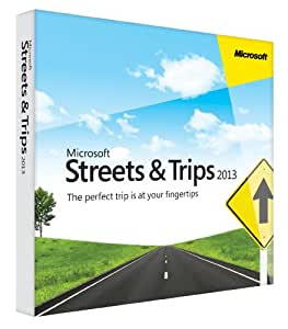 Microsoft Streets and Trips 2013