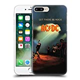 Official AC/DC ACDC Let There Be Rock Album Cover Hard Back Case for Apple iPhone 7 Plus