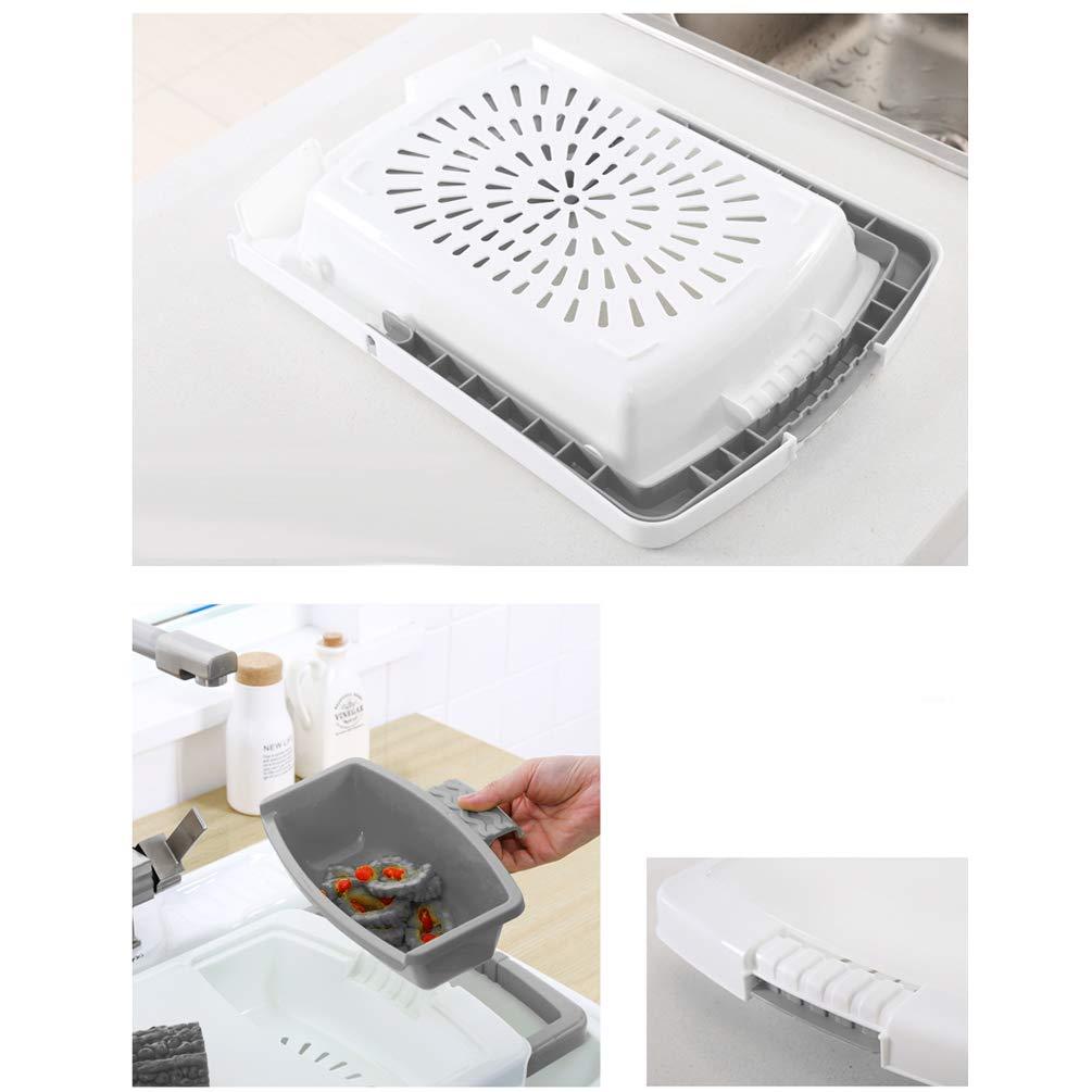 Incredible Amazon Com 4 In 1 Multifunction Cutting Chopping Board Beatyapartments Chair Design Images Beatyapartmentscom