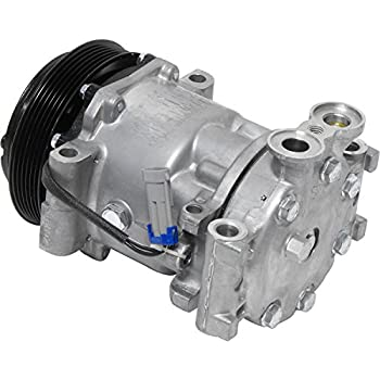 UAC CO 4440C A/C Compressor and Clutch