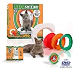 Cat Toilet Training System By Litter Kwitter - Teach Your Cat to Use the Toilet - With Instructional DVD