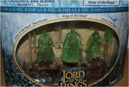 The Lord of the Rings Armies of Middle Earth Soldiers and Scenes -