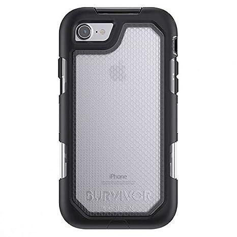 Griffin Survivor Extreme Coque pour iPhone 8, iPhone 7  Amazon.fr ... 6acad0cb4b1a