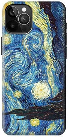 Innovedesire Van Gogh Starry Nights Case Cover Custodia per iPhone ...