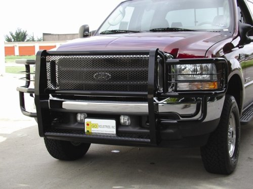 Go Industries 46641 Rancher Grille Guard for Ford SD