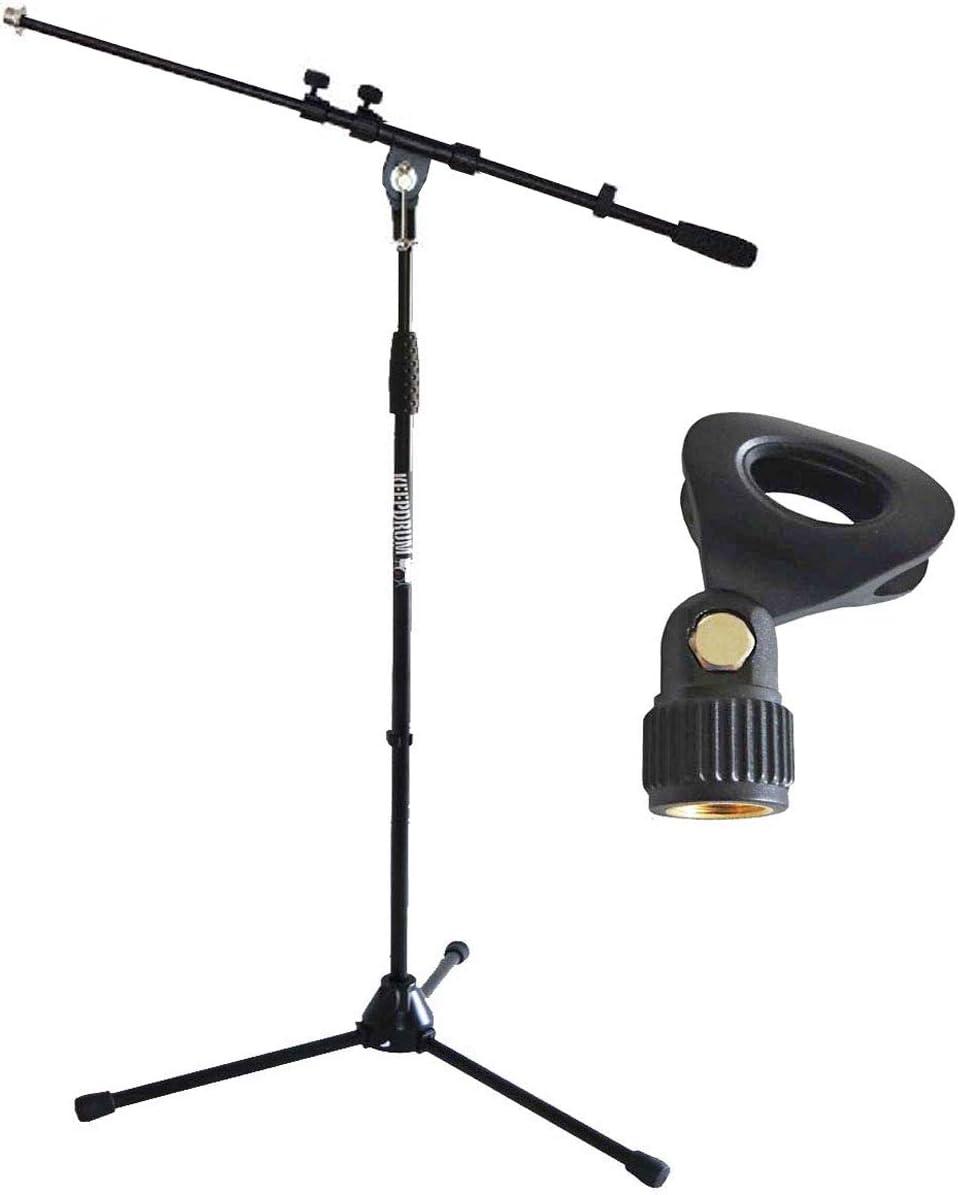 Tolle PRONOMIC Mikrofonklemme aus hochwertigem und elastischem Kunststoff