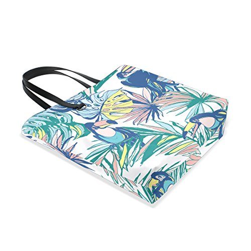 Multicolor Bag One Leather 001 All Size Shoulder Women Fits Isaoa Tote For O0InSqxw