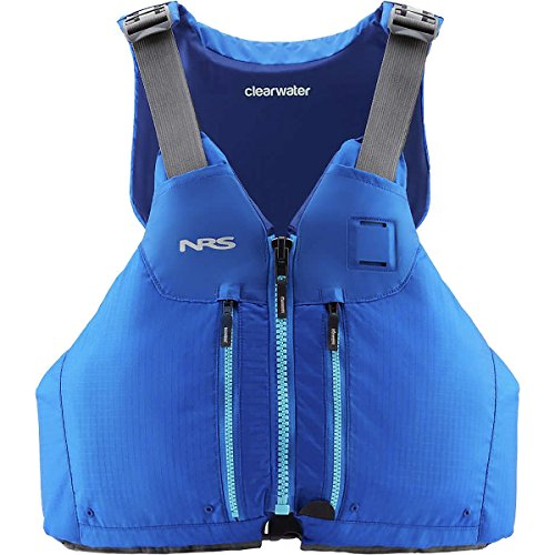 Clearwater Vest - NRS Clearwater Lifejacket (PFD)-Blue-XS/M
