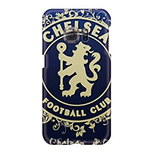 Samsung Galaxy S6 ELu1755Epgc Customized High-definition Beloved Football Club Of London Chelsea Image Scratch Protection Hard Phone Case -best-phone-covers