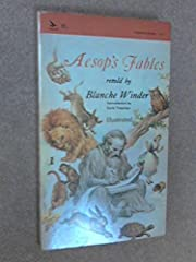 Aesop's Fables af Blanche Winder