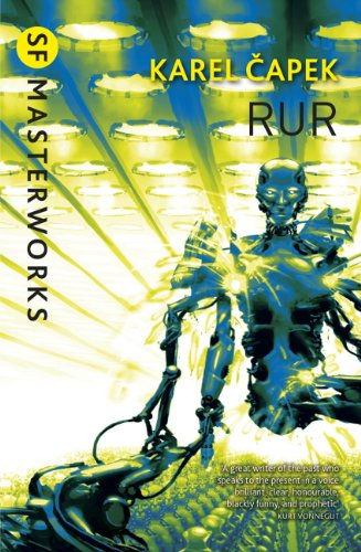 RUR (S.F. MASTERWORKS) (English Edition)