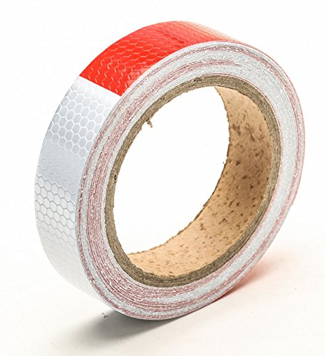 X10 waterproof self adhesive tape reflective Conspicuity reflectante