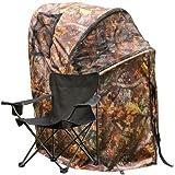 MegaBrand Pop Up Deer Ground Hunting Chair Blind Camouflage