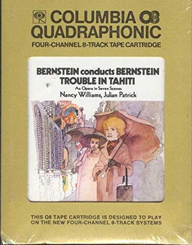 Berstein Conducts Berstein - Trouble in Tahiti, An for sale  Delivered anywhere in USA
