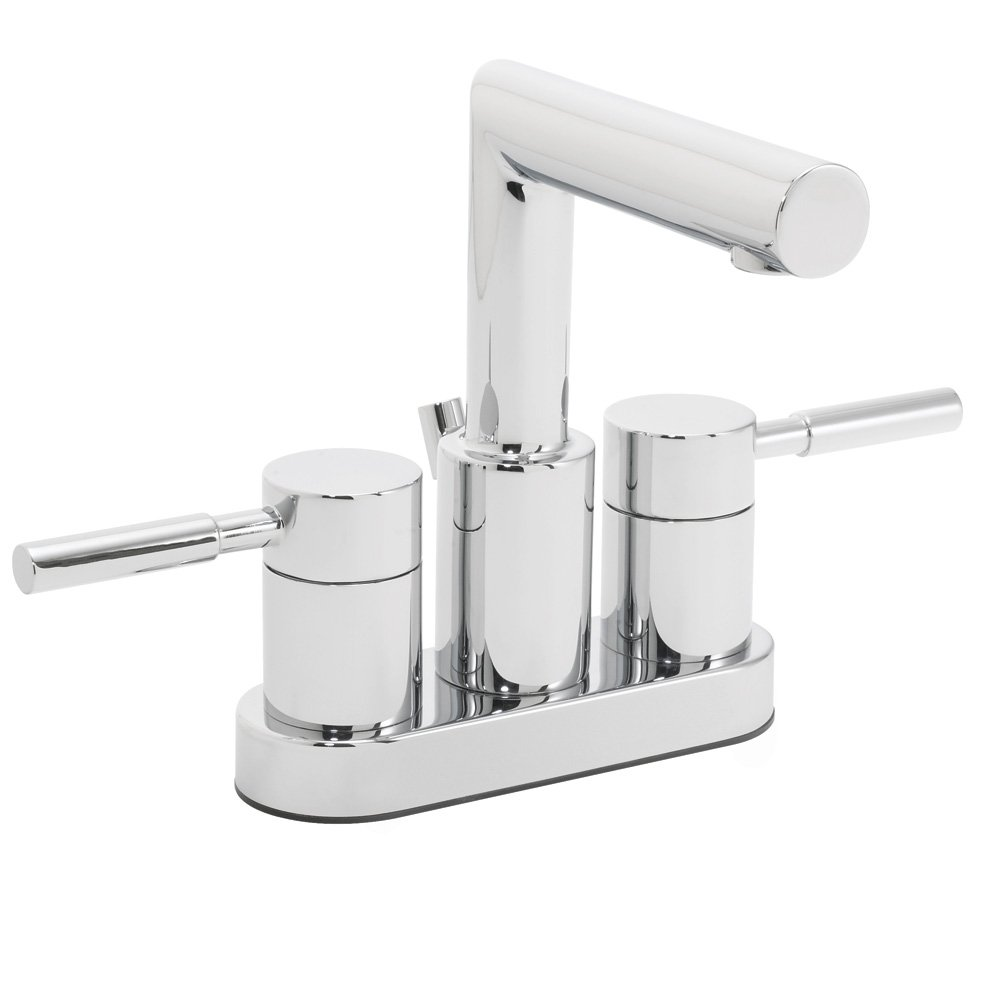 Speakman SB-1011 Centerset Bathroom Faucet Chrome - 4 Inch Two ...