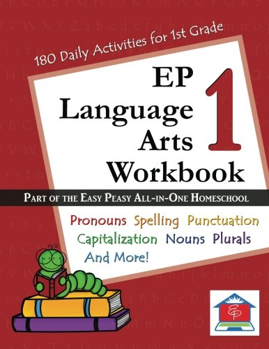 EP Language Arts 1 Workbook