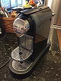 Nespresso CitiZ C110 Espresso Maker, Titanium