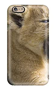 New Lion Animal Tpu Case Cover, Anti-scratch TZTQaDL12935oVORz Phone Case For Iphone 6