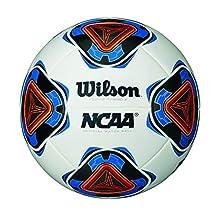 Wilson NCAA Forte Fybrid II Wht/Blue (EA)