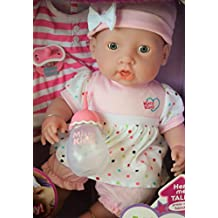 """Interactive Baby """"Missy""""- Doll Therapy for People with Memory Loss with Aging and Caregivers"""