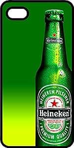 Heinekin Beer Bottle Tinted Rubber Case for Apple iPhone 5 or iPhone 5s
