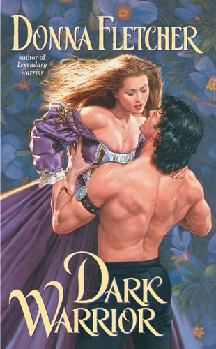 book cover of Dark Warrior