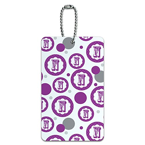 Luggage Card Suitcase Carry Tag