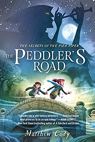 book cover of The Peddler\'s Road