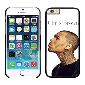 NEW DIY Unique Designed Case For Iphone 6 Chirs Brown iPhone 6 Black 4.7 TPU inch Phone Case 083