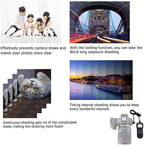 Telecomando con timer per Nikon D810a D810 D800E D700 D300s D4s D4 D3s D3 MC-30