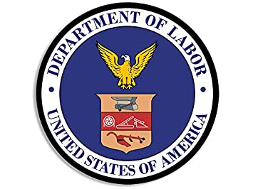 Image result for department of labor logo