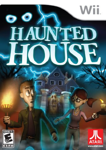 Haunted House - Nintendo Wii (Haunted Houses Ideas)