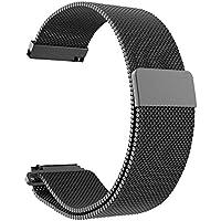 Sostituzione magnetica dell'orologio della cinghia dell'orologio del cinturino del braccialetto della maglia dell'acciaio inossidabile per Xiaomi Amazfit Bip Youth Watch