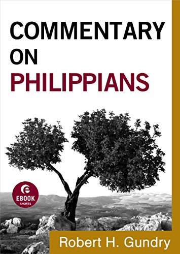 commentary on philippians commentary on the new testament book 11 gundry robert h