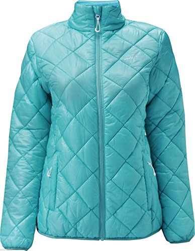 38 Ultan Aqua Of 2117 Quilted Giacca turchese Jacket Sweden qxCw4Ov