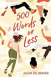 Book Cover: 500 Words or Less