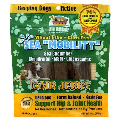 Ark Naturals Sea Mobility Joint Rescue Lamb Jerky - 9 oz - HSG-158568