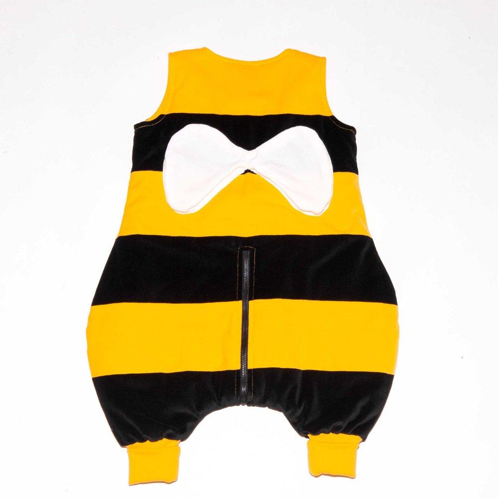 The PenguinBag Company Abeja Saco de dormir con piernas TOG 2.5 talla S