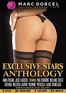 Exclusive stars anthology [Francia] [DVD]