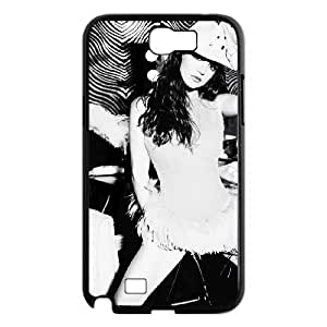 C-EUR Diy Phone Case Britney Spears Pattern Hard Case For Samsung Galaxy Note 2 N7100