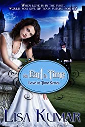 An Earl in Time (Love in Time Book 1)