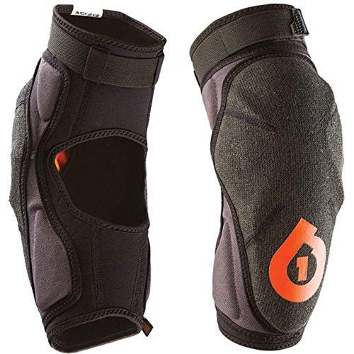 Sixsixone Body Armor (SixSixOne Evo Elbow Guard (Black, Small))