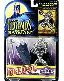 Legends of Batman Silver Knight Batman Action Figure