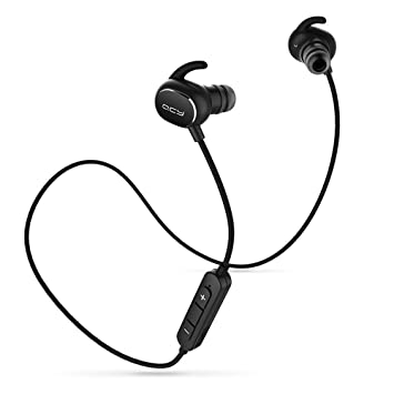 QCY qy19 – Bluetooth Auriculares In-Ear inalámbrico, Sound & Bass, Inalámbrico/