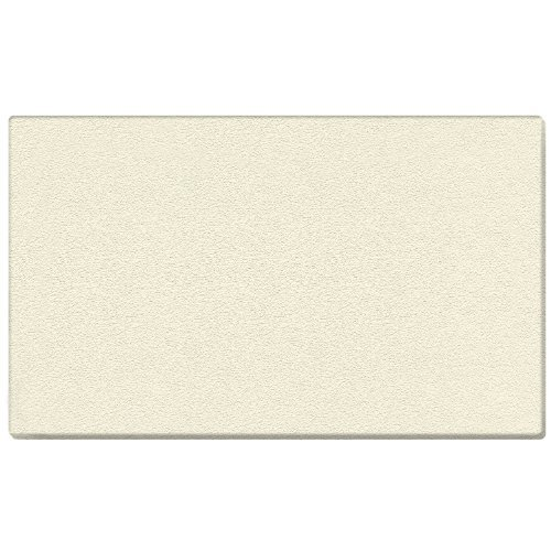 (Ghent 48.5 x 96.5 Inches Vinyl Bulletin Board, Wrapped Edge, Ivory (12UV48-W185) by Ghent)