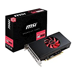 Receive A Amazon.com Gift Card Code When You Purchase The Msi Gaming Radeon Rx 580 8g V1 Graphics Card
