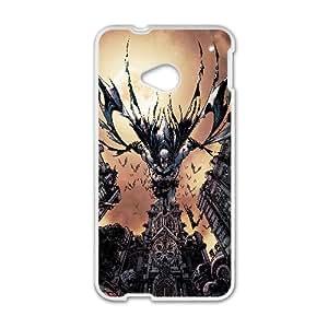 Batman Comic HTC One M7 Cell Phone Case White 218y-934865
