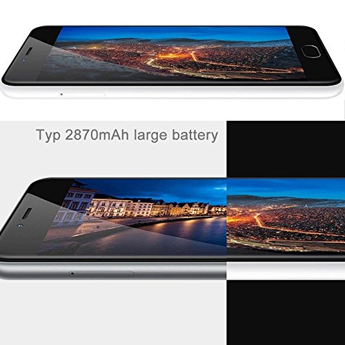 MEIZU M3, RAM 2GB+ROM 16GB, 4G FDD-LTE 5.0 inch Flyme 5.1(base on Yun operating system) MTK MT6750 Octa Core 1.5GHz Smart Phone, Dual SIM, 13MP (Grey)