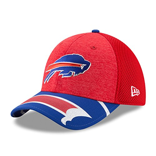 New Era 39Thirty Cap - NFL 2017 DRAFT Buffalo Bills